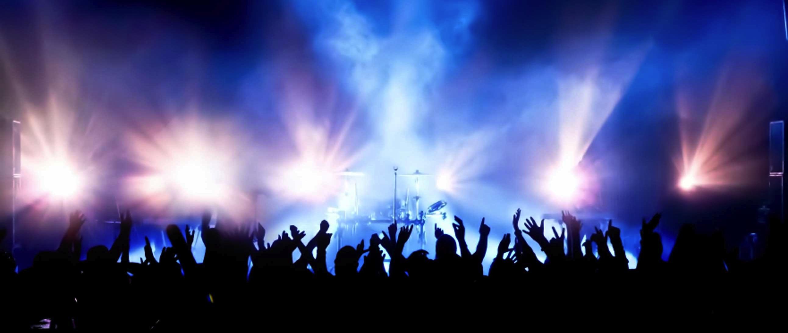 concert crowd crop | Humorless Productions